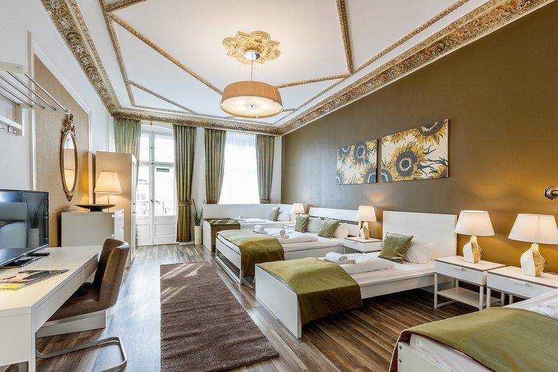 akazien residenz apartment. Black Bedroom Furniture Sets. Home Design Ideas
